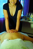 pretty cbd masseuse